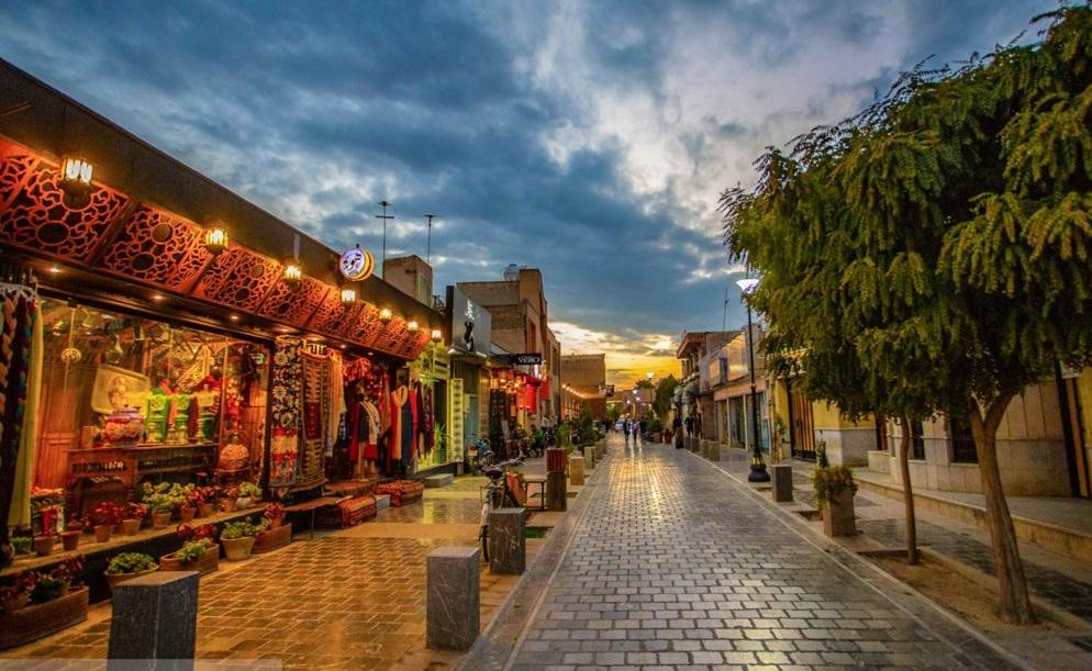 4 ° giorno: visita di Isfahan