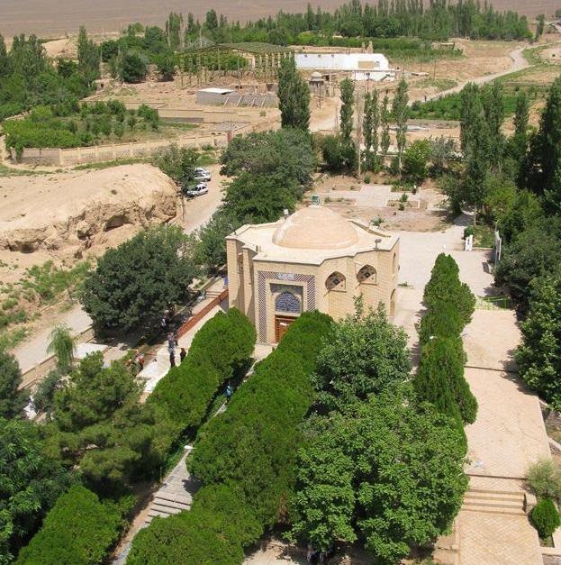 Day 3: Badab Soort –bastam - kharaghan (3 hrs Drive)