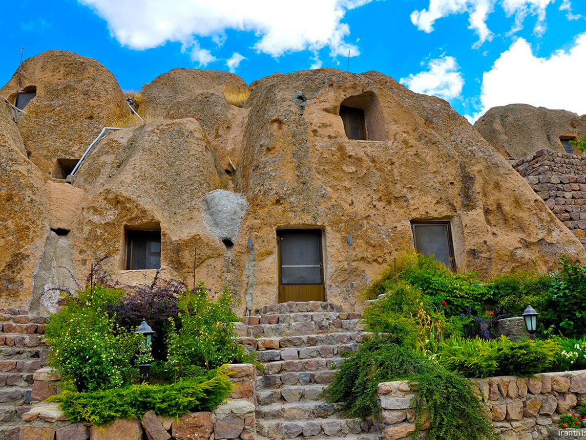 Day 2: Kandovan Hand-Carved Village