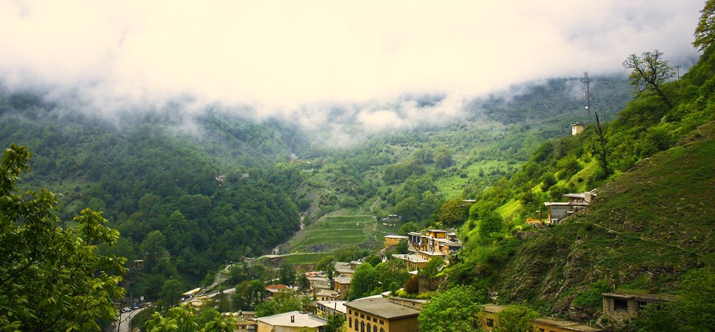 3 Giorno: Tehran-Saravan-Masuleh-Fuman