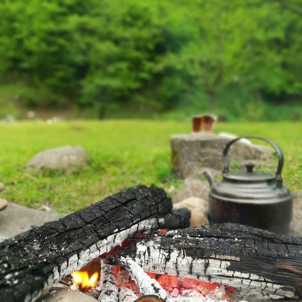 Gilan traditional accommodation