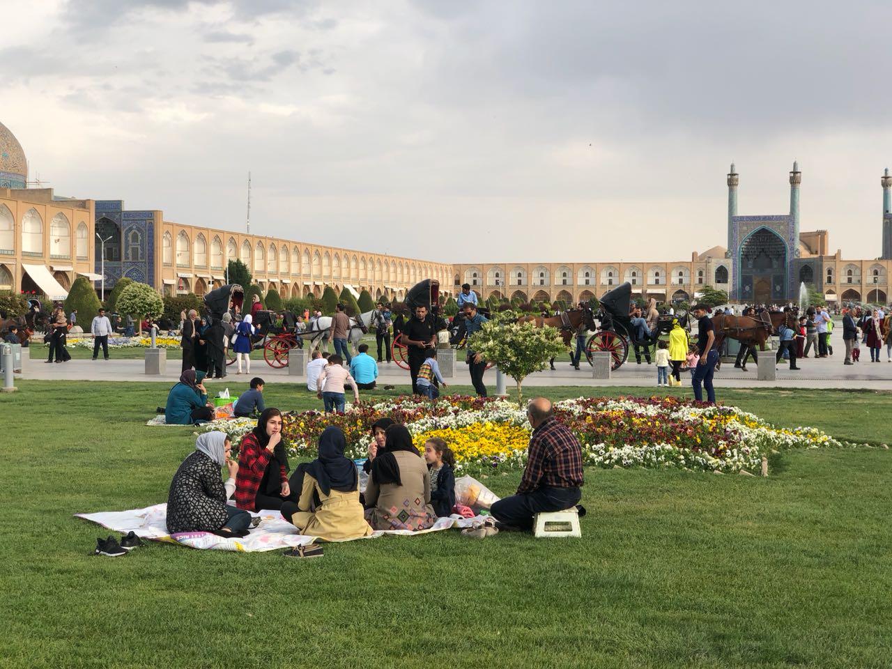 Day 1: Isfahan Safavid Era