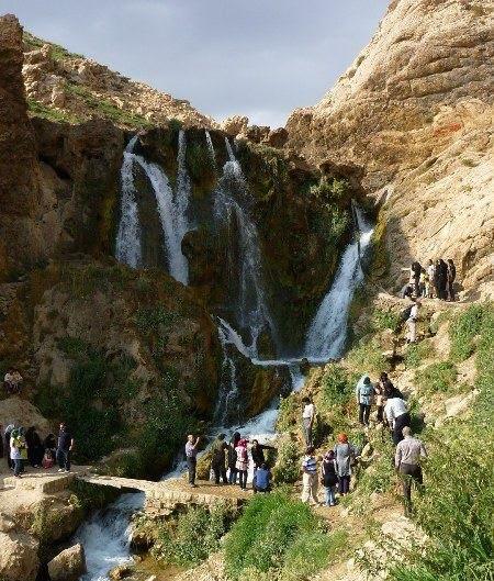 Day 1: Isfahan-shahrekord