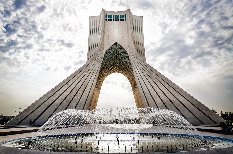 Day 2: Tehran