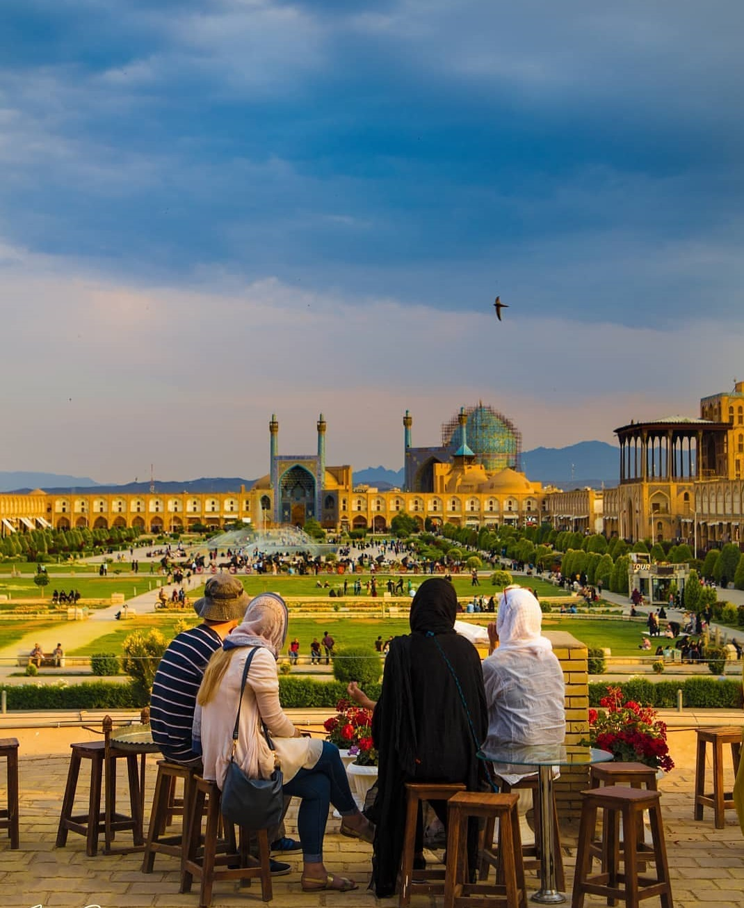 Day 4: Isfahan City Tour