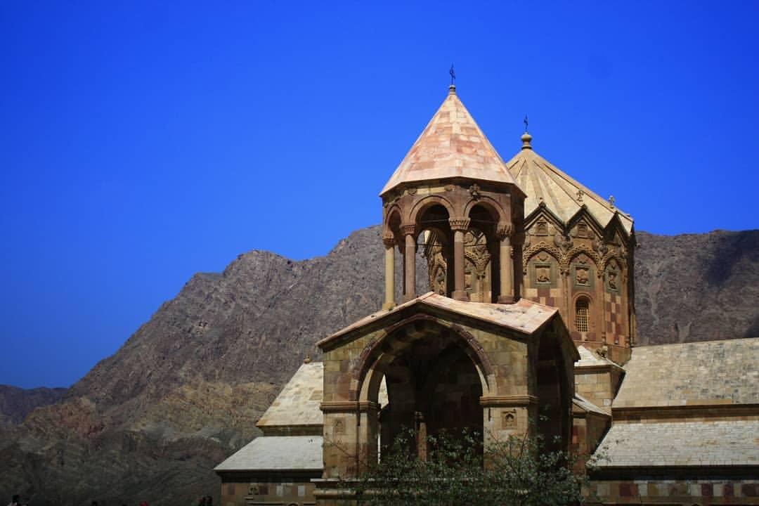 Day 12: Tabriz – Jolfa – Bazargan