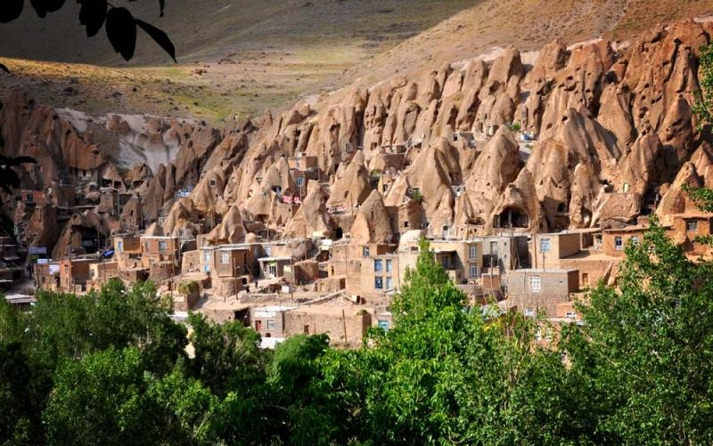 Day 11: Tabriz City Tour and excursion to Kandovan