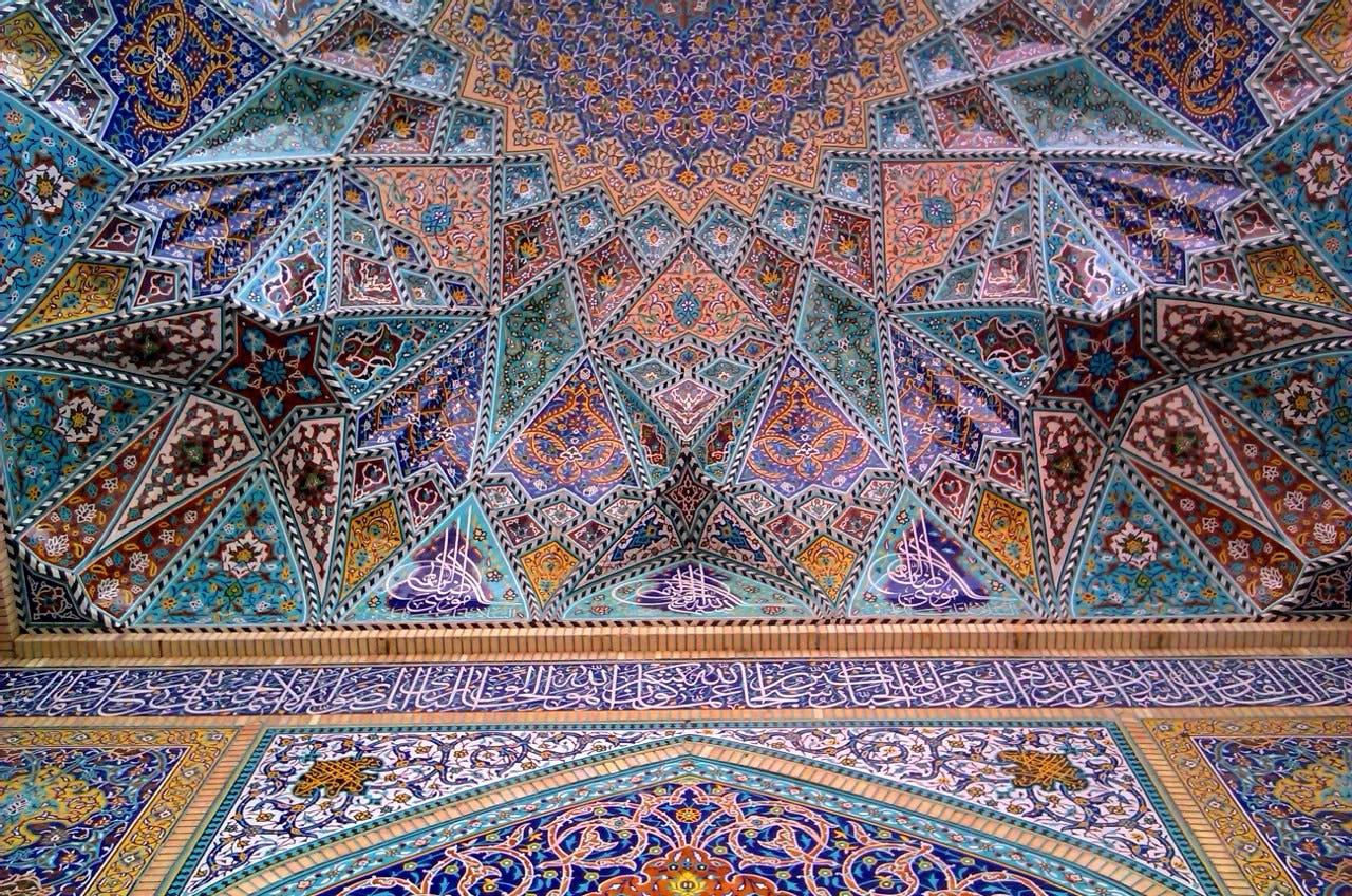 Gita un giorno a Mashhad