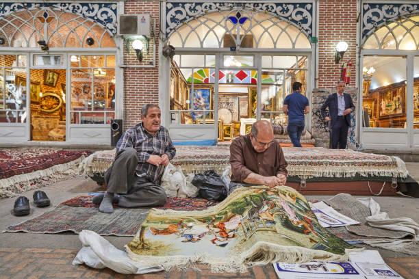 5° giorno: Tour della giornata culturale a Tabriz
