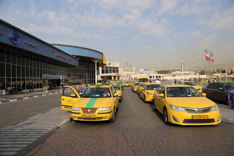 Taxi Imam khomeini airport