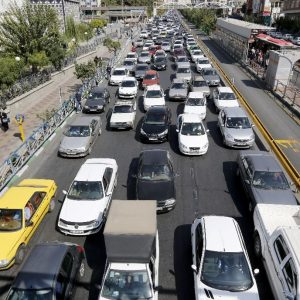 drive a car and drive in Iran