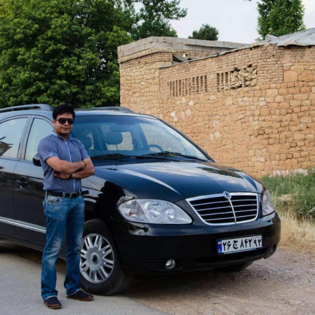 friendlyiran-transfer in Iran