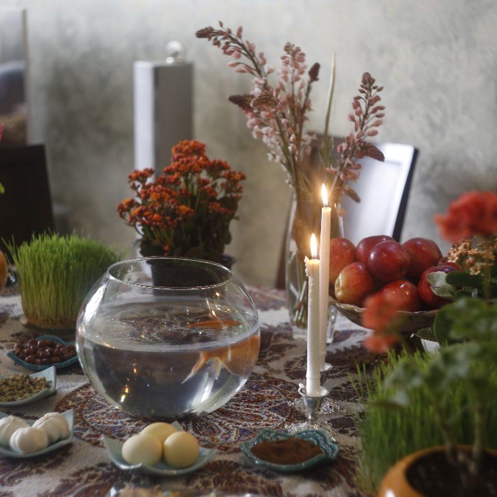 Nowrooz festival in Iran