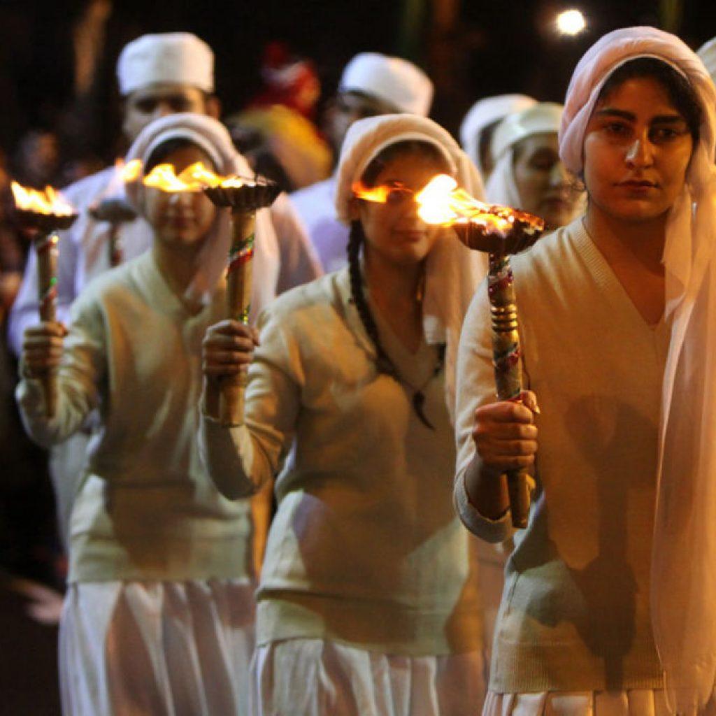 Sadeh-festival in Iran