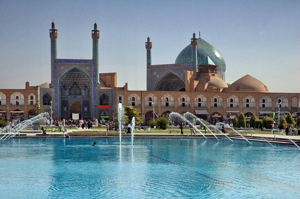 Day 19: Isfahan