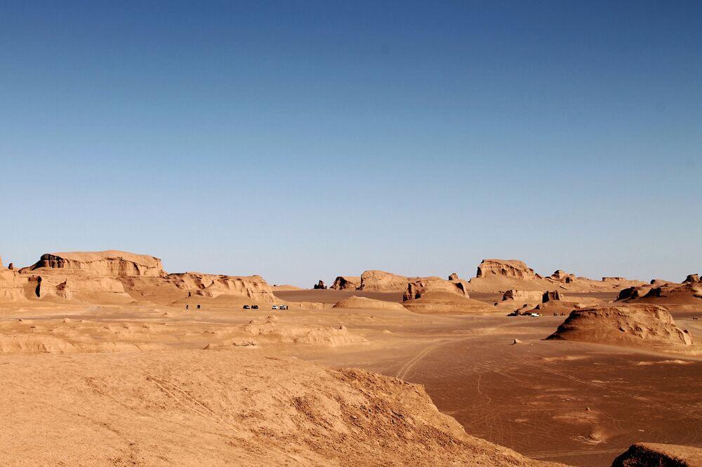 Day 2: Lut Desert-Shafiabad village