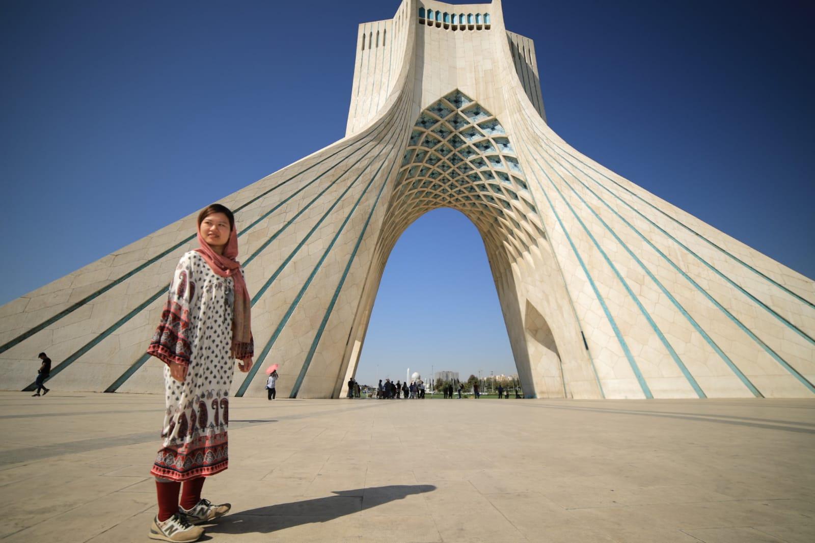 Day 2: Tehran-Qeshm Island