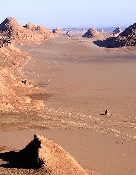 Giorno 3: Spedizione nel deserto più caldo del mondo