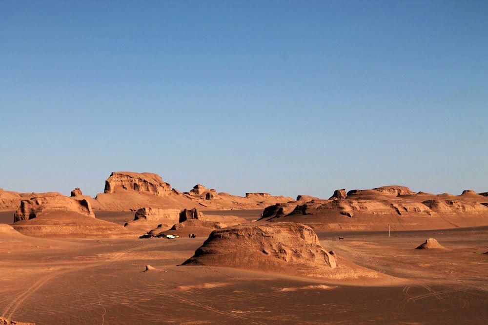 Giorno 2: Lut Desert- Villaggio di Shafiabad