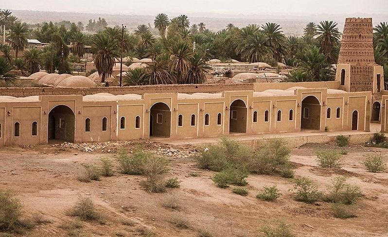 Giorno 1: Kerman - Lut Desert- Villaggio di Shafiabad