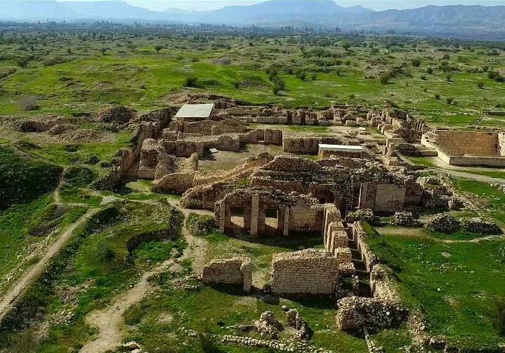 Day 8: Ahwaz-Bishapur-Shiraz