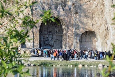 Day 5: Hamadan-Kangavar-Bistun-Kermanshah