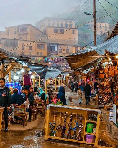 Giorno 12: Alamut- Rudkhan - Masuleh
