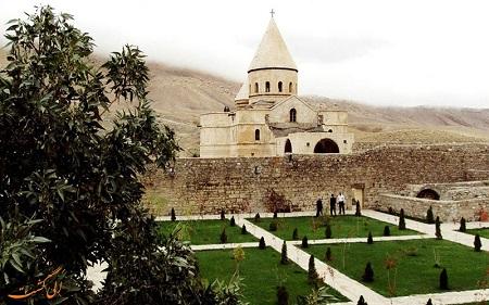 Giorno 15: Tabriz –Maku-Chiesa di San Tadeus