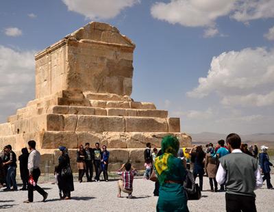 Giorno 5: Shiraz - Yazd