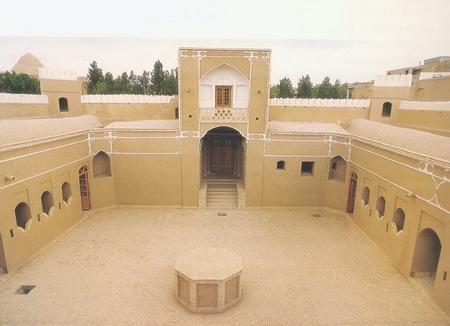 Giorno 7: Yazd - Meybod - Na'in - Kashan