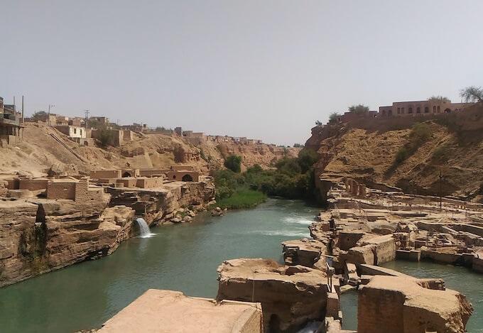 Giorno 7: Shushtar-Susa-Ahwaz