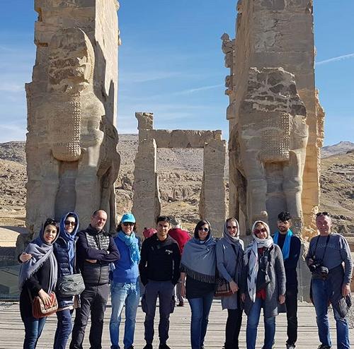 Giorno 10: Shiraz-Persepolis-Necropolis-Shiraz
