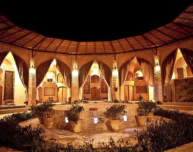 Giorno 14: Kerman- Zein o Din Caravanserai-Yazd
