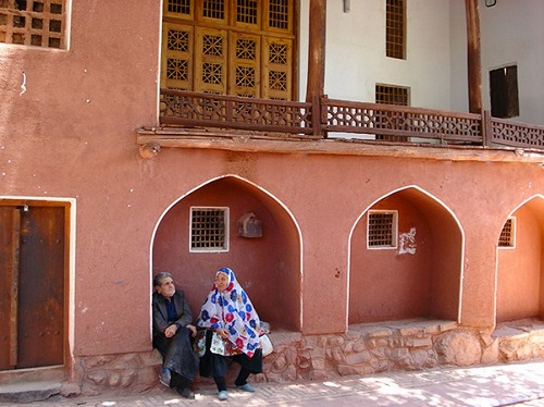 Day 18: Abyaneh Red Village