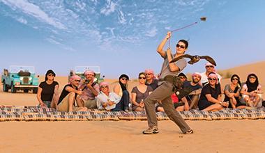 Day 4: Desert Safari