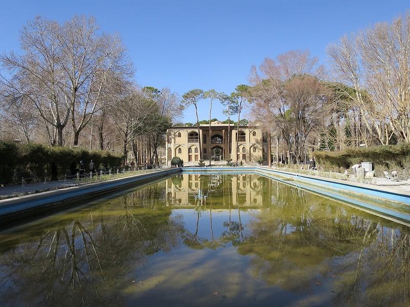 Hasht behesht.Isfahan.Iran
