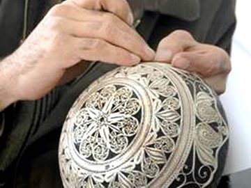 handicraft of Iran.Iran tour.Isfahan