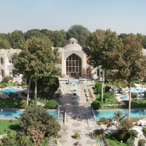 Abbasi hotel in Isfahan.iran