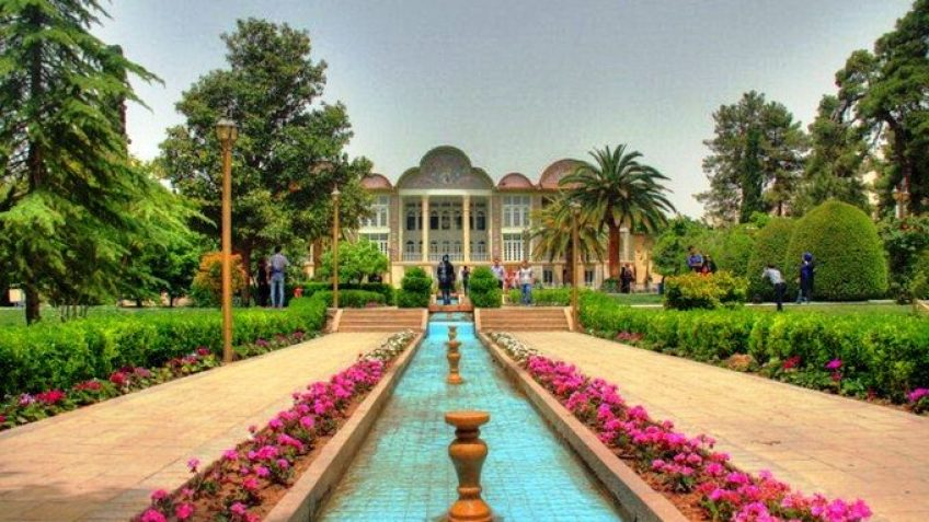 Eram Garden.iran tour.highlights of Iran