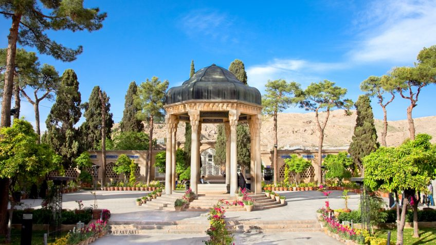Hafez-tomb-iran tour.highlights of Iran