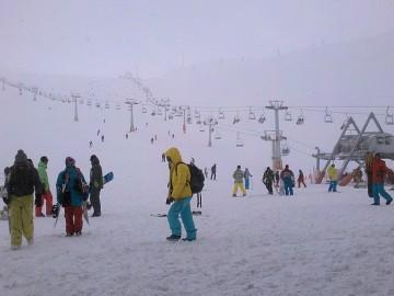 Iran_Tour.Tochal_sport_complex.Ski tour 5days tour of Iran