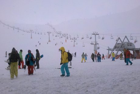 Iran_Tour.Tochal_sport_complex.Ski tour 5days tour of Iran