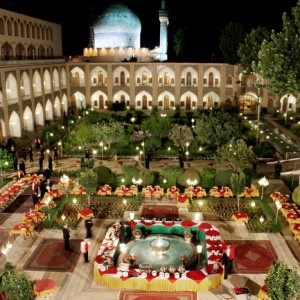 abbasi hotel garden