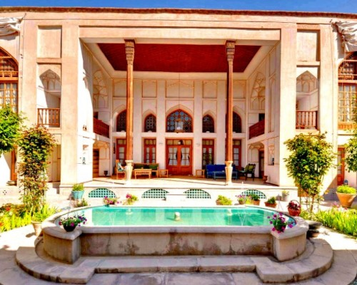 bekhradi house in Isfahan