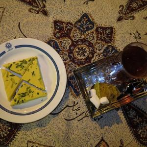 hotel abbasi.traditional menu