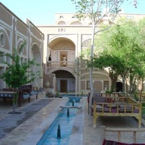 hotel moshir in Yazd