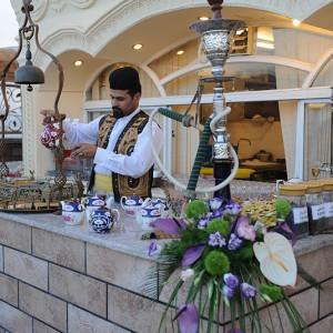 hotel setareh..
