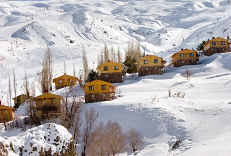 iran tour.5days ski in Dizin.friendlyiran.com