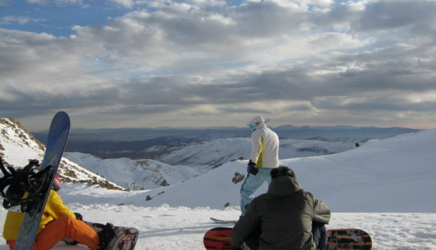 iran tour.6 days ski in Sepidan.friendlyiran.com