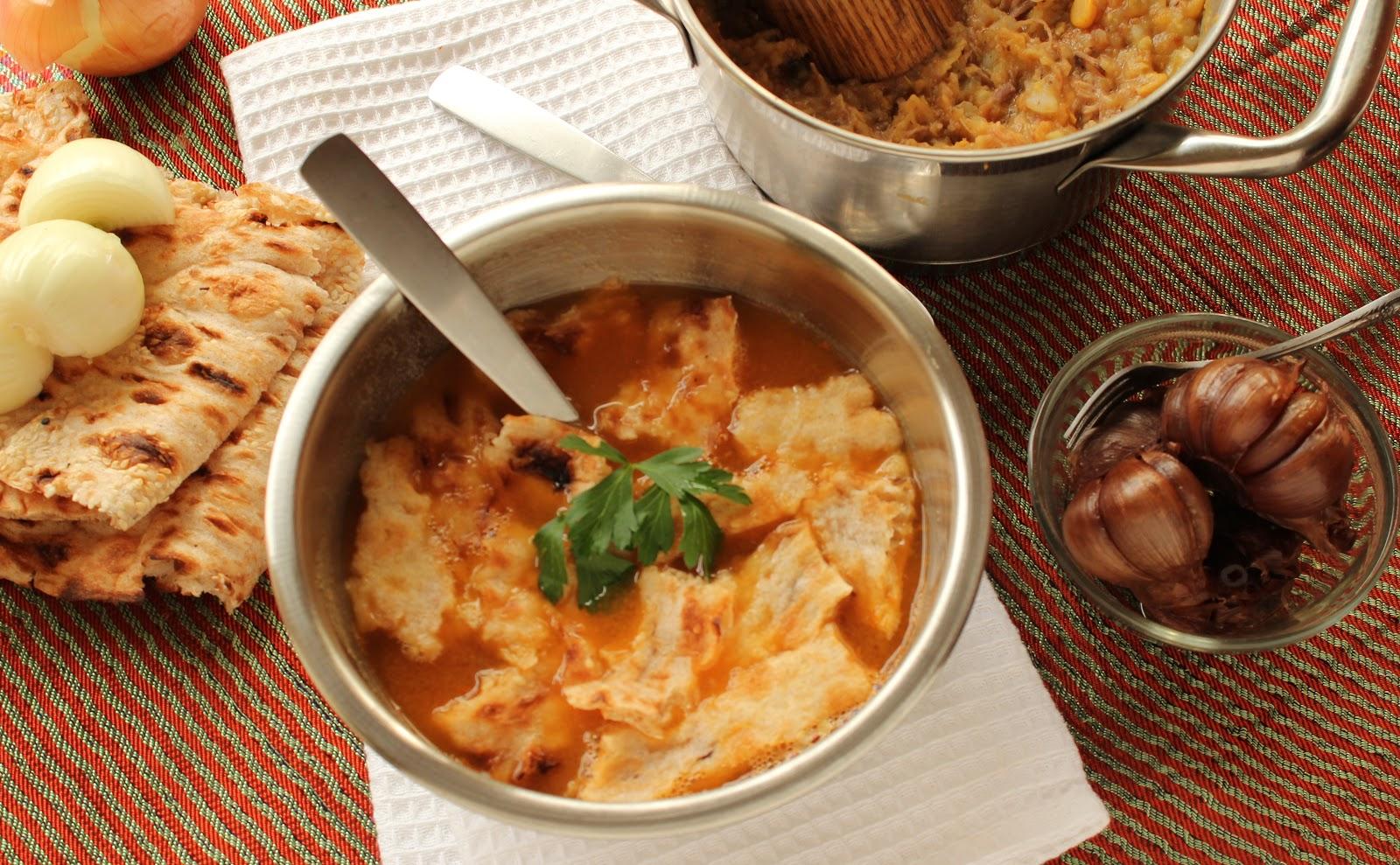 Iran Culinary Tour - Cuisine iranienne